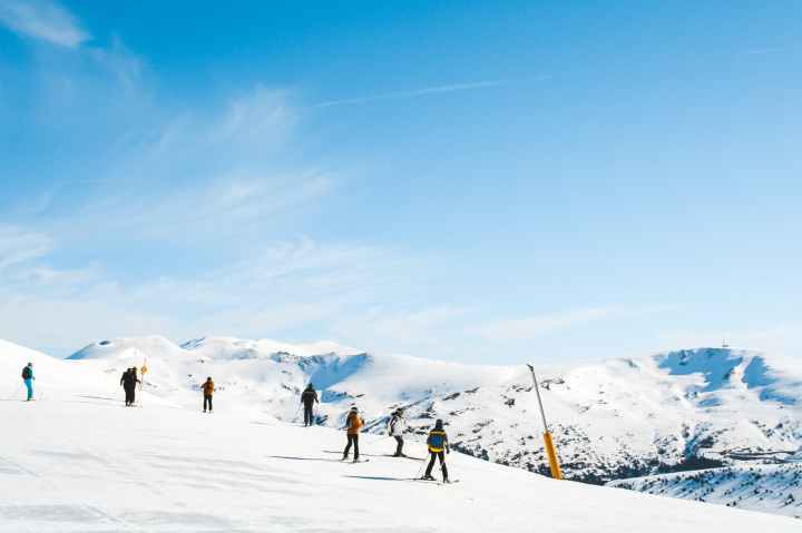 Malam Jaba: Hub Of International Skiers In Pakistan